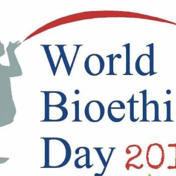 Foto: MILANO /  WORLD BIOETHICS DAY 2018