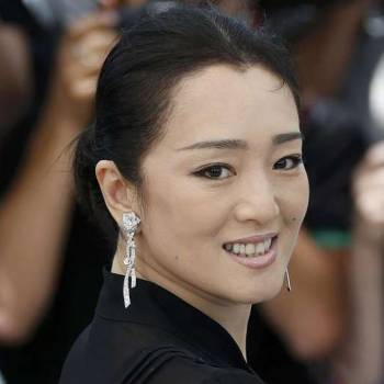 Foto: Women in motion a Cannes premia l'attrice cinese Gong Li
