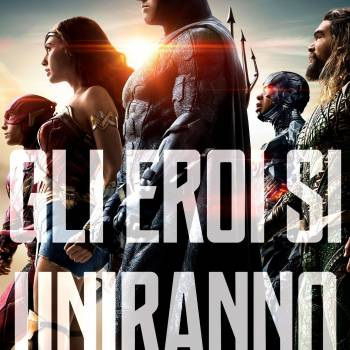 Foto: Justice League, i comics salvano il mondo - di mrs.r