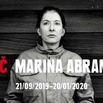 Foto: Marina Abramović e l'ultimo lavoro: The Cleaner