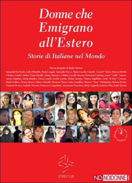 Foto: Donne che emigrano all'estero