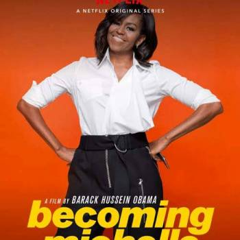 "Foto: ""Becoming"", il biopic su Michelle Obama"
